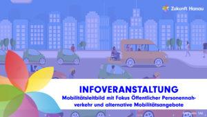 Grafik zur Infoveranstaltung Mobilitätsleitbild